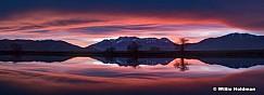 Timpanogos Pond Reflection 112517