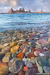 Powell Underwater River Rocks 060420 6786