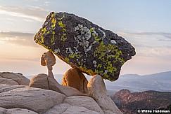 Balanced Rock Bouder Sunrise 082620 7193 3