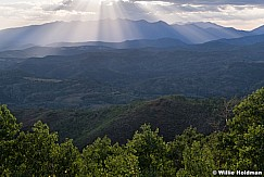Sun Rays Provo Peak 082418 7072 3