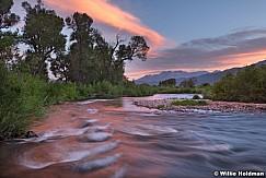 Provo River Sunset Timp 071020 0946