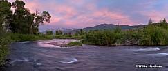 Provo River Spring Sunrise 060618 9604