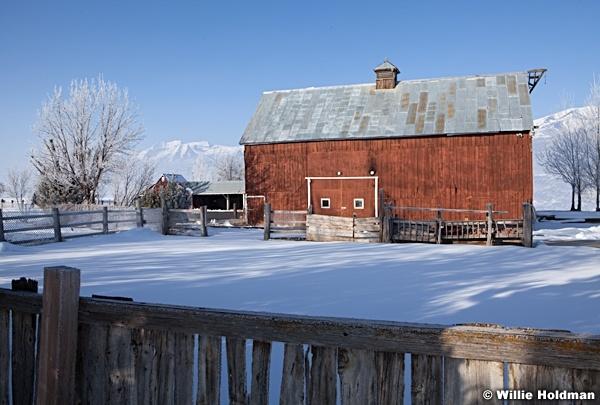 Red Barn Winter 021613 1100