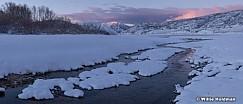 Deer Creek Winter Sunrise 021219