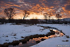 Heber Sunrise Stream 020817 3461
