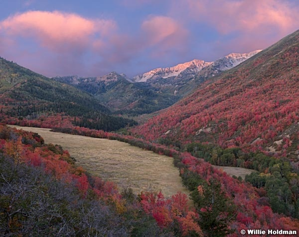 Cascade Sunrise Reds Sunrise 100119