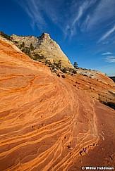 Sandstone Swirls Kanab 032012 140