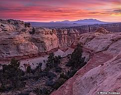 San Rafael Sunset Spectacular 013118