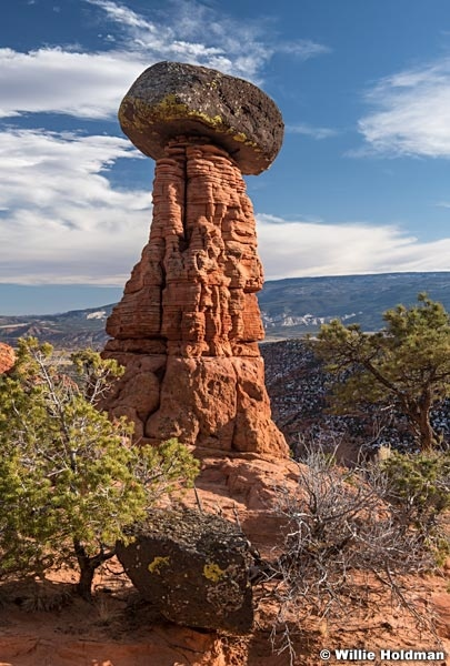 Lone Rock On Pillar 111720 2557 3