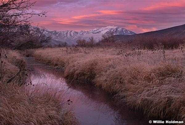 Cascade Sunrise Canal 112718 1122