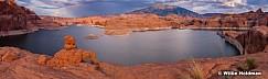 Lake Powell Navajo Mountain 0172519