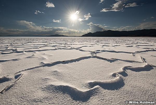 Salt Flats Glaring Sun 082517 4206