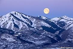 Deer Valley Moonset 030919 2 2